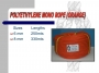 Polyethylene Mono Rope Orange